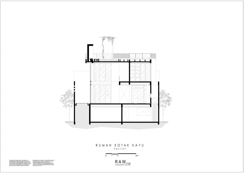 Wood Box | Wirawan House by RAW Architecture