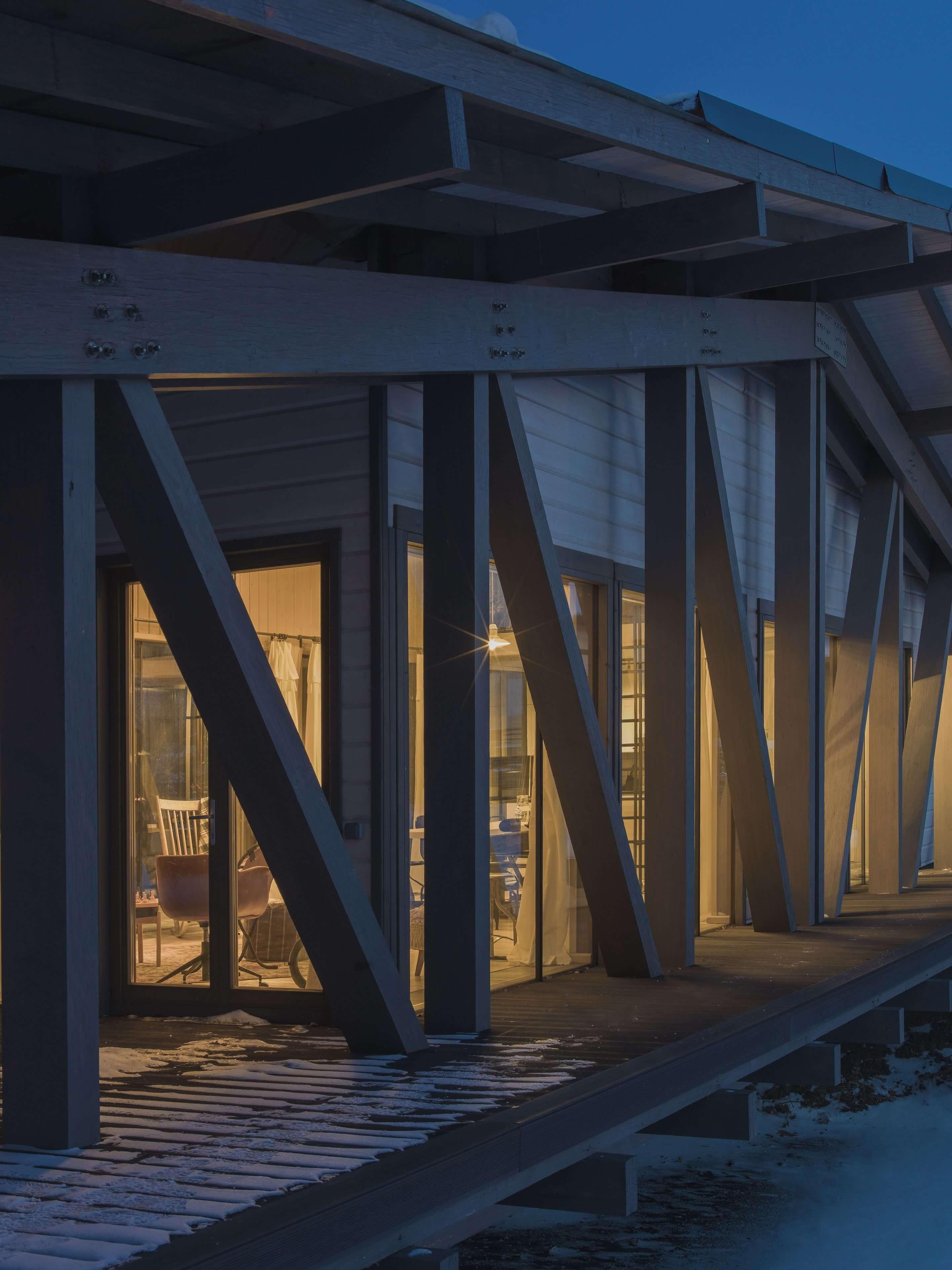 Bridge House by BIO-architects