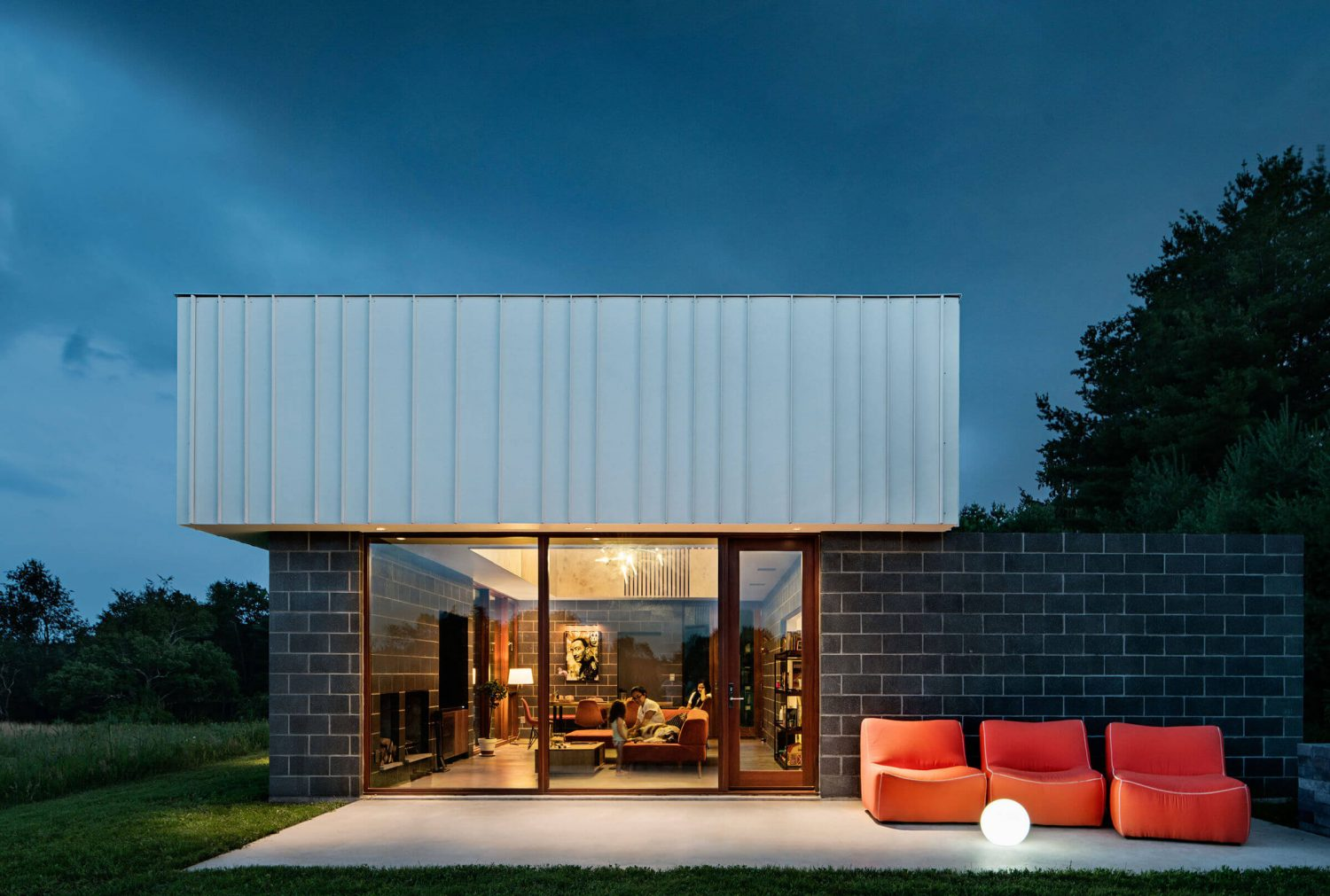 Catskills House by J_spy Architecture and Design