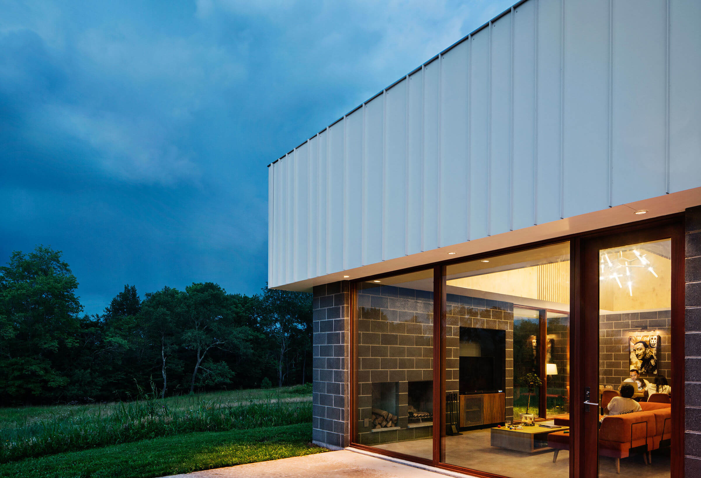 Catskills House by J_spy Architecture and Design   Wowow