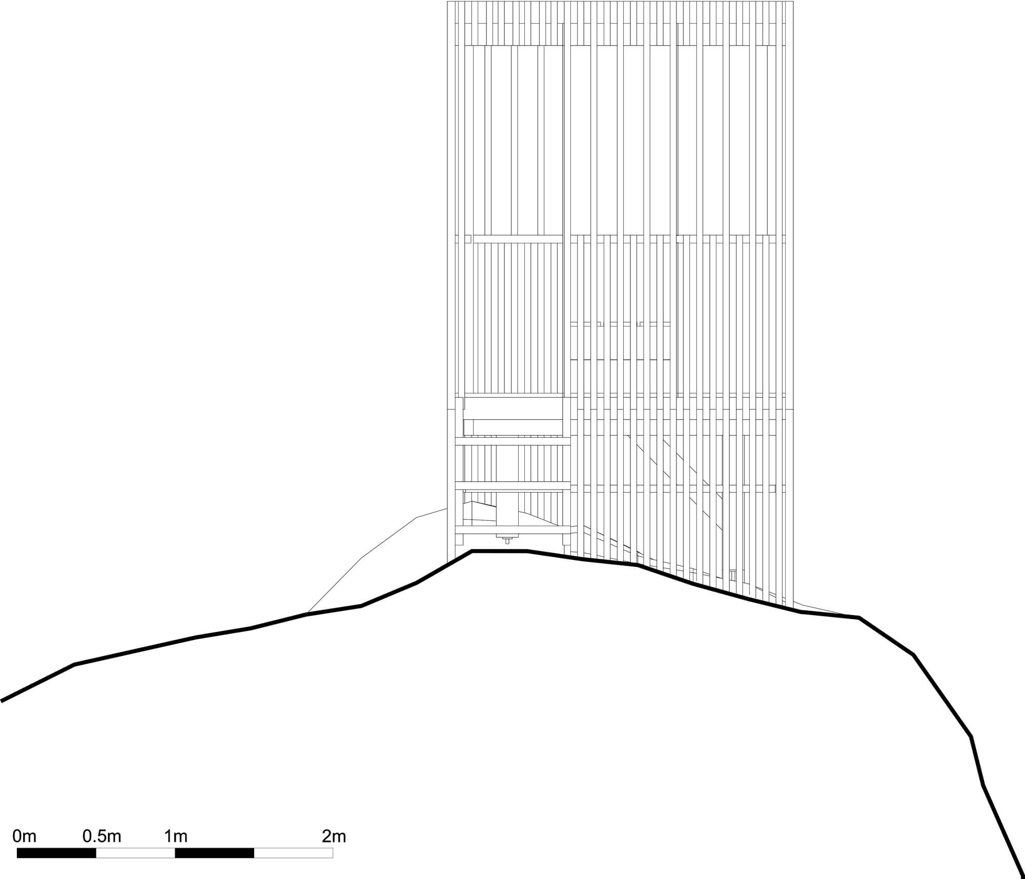 Corsican Deer Observatories by Orma Architettura