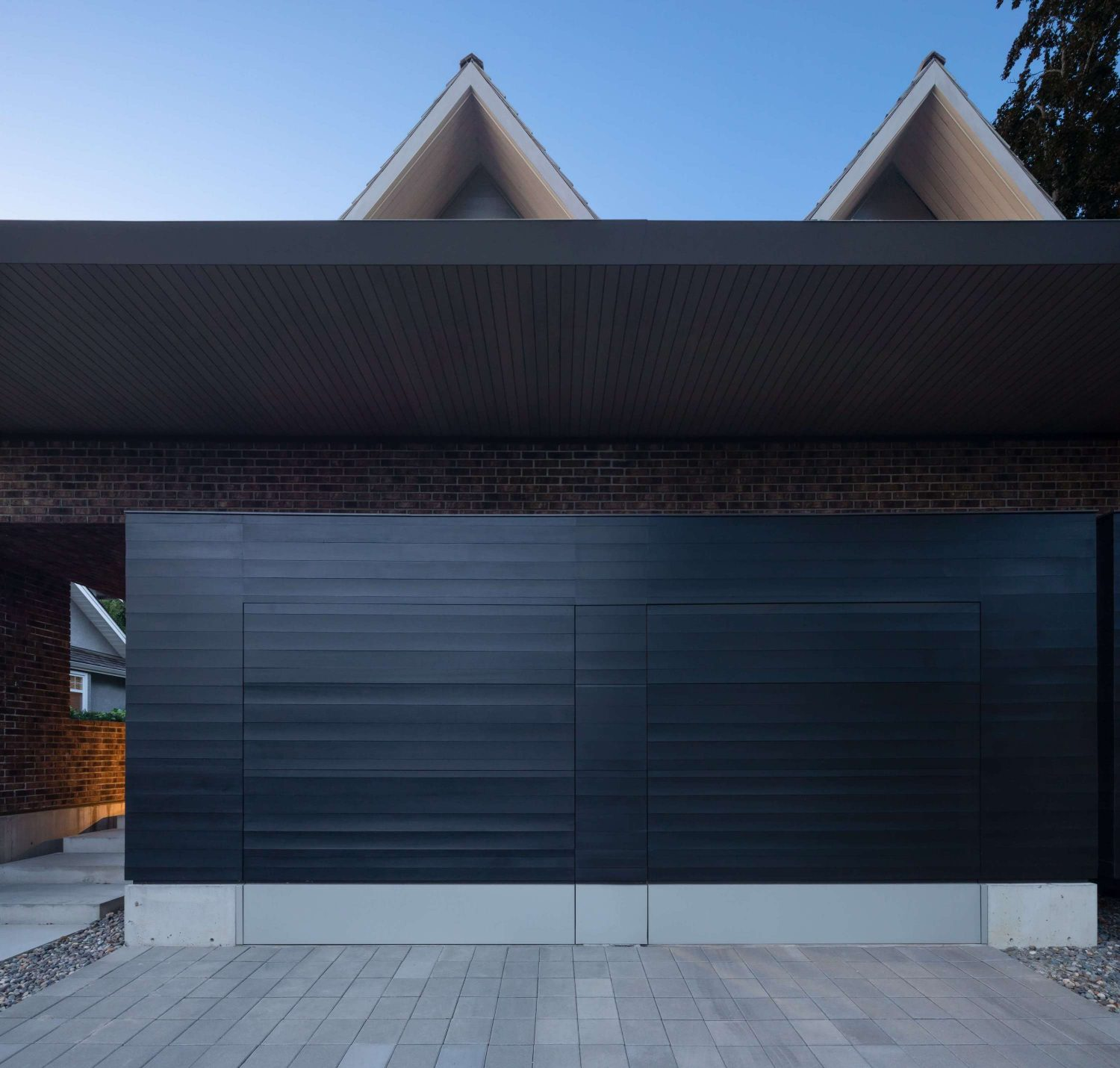 Lui House by D'Arcy Jones Architects