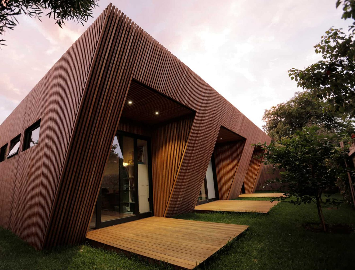 Fusion House by Dankor Architecture