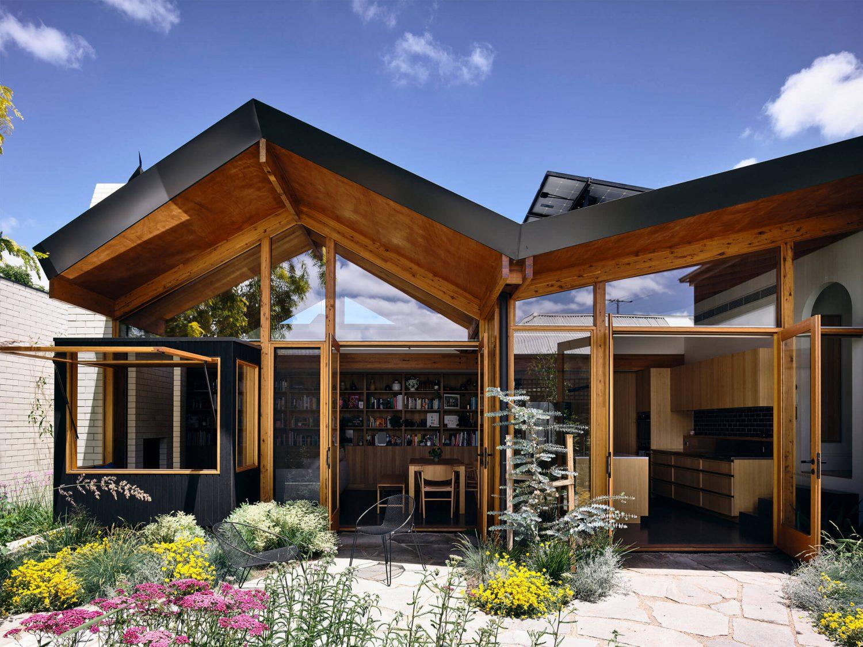 Garden House by BKK Architects