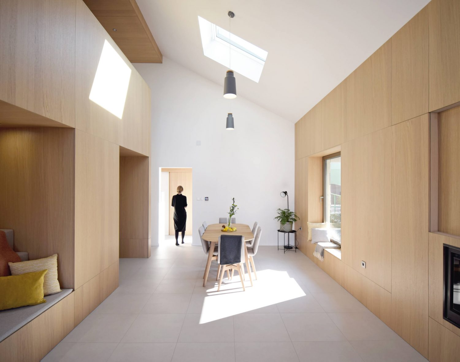 Half House by Project V Architecture