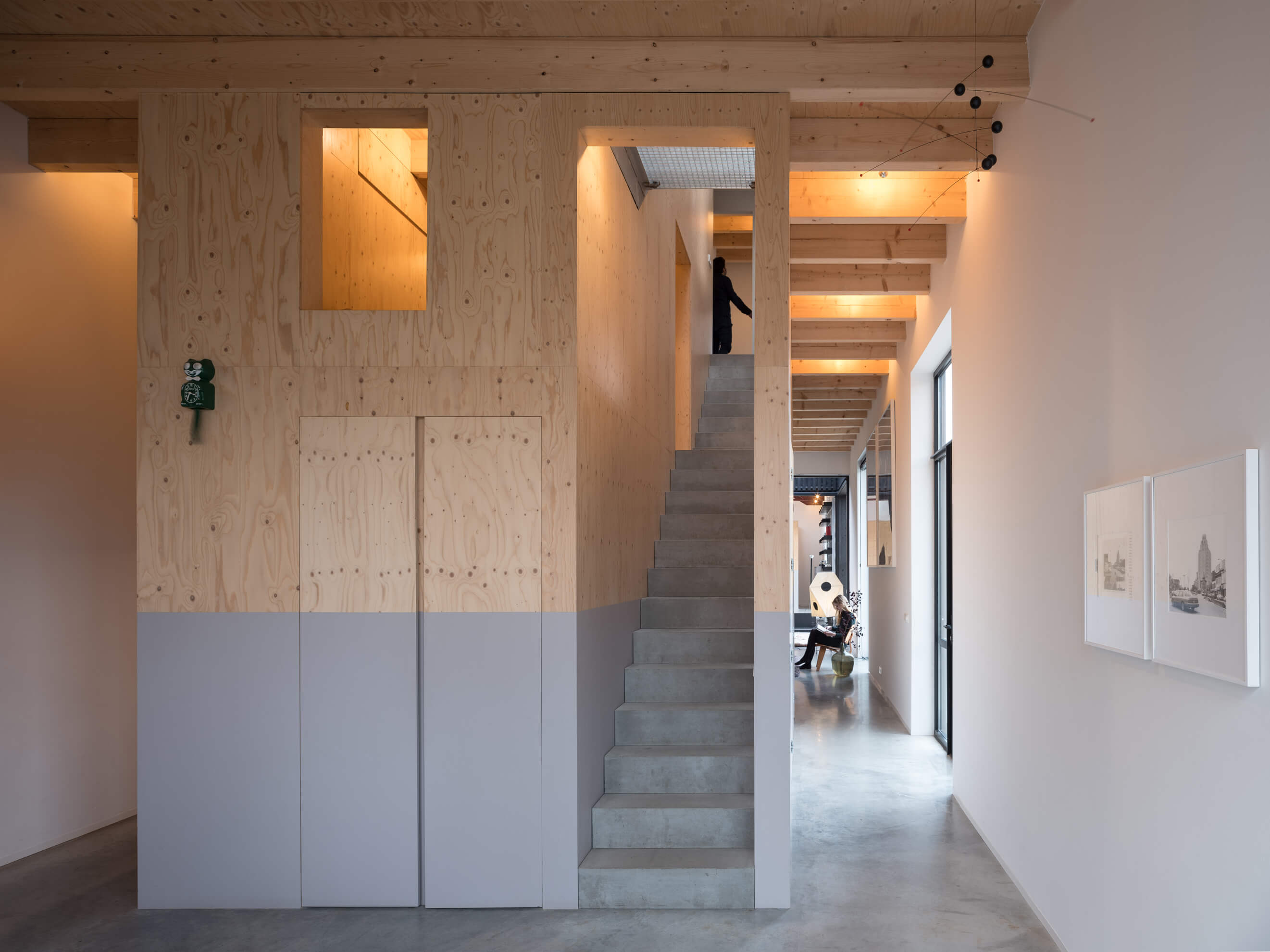 House M&M by NEXT architects