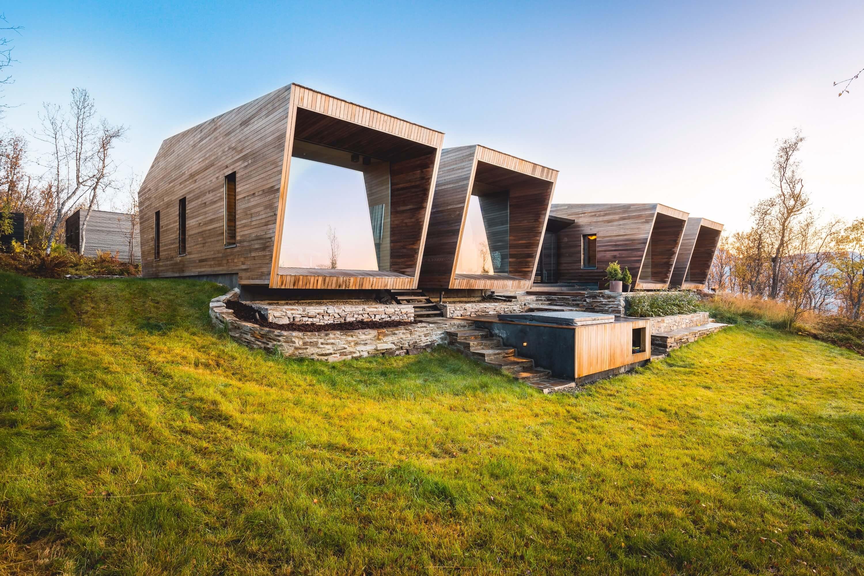 Malangen Retreat by Stinessen Arkitektur