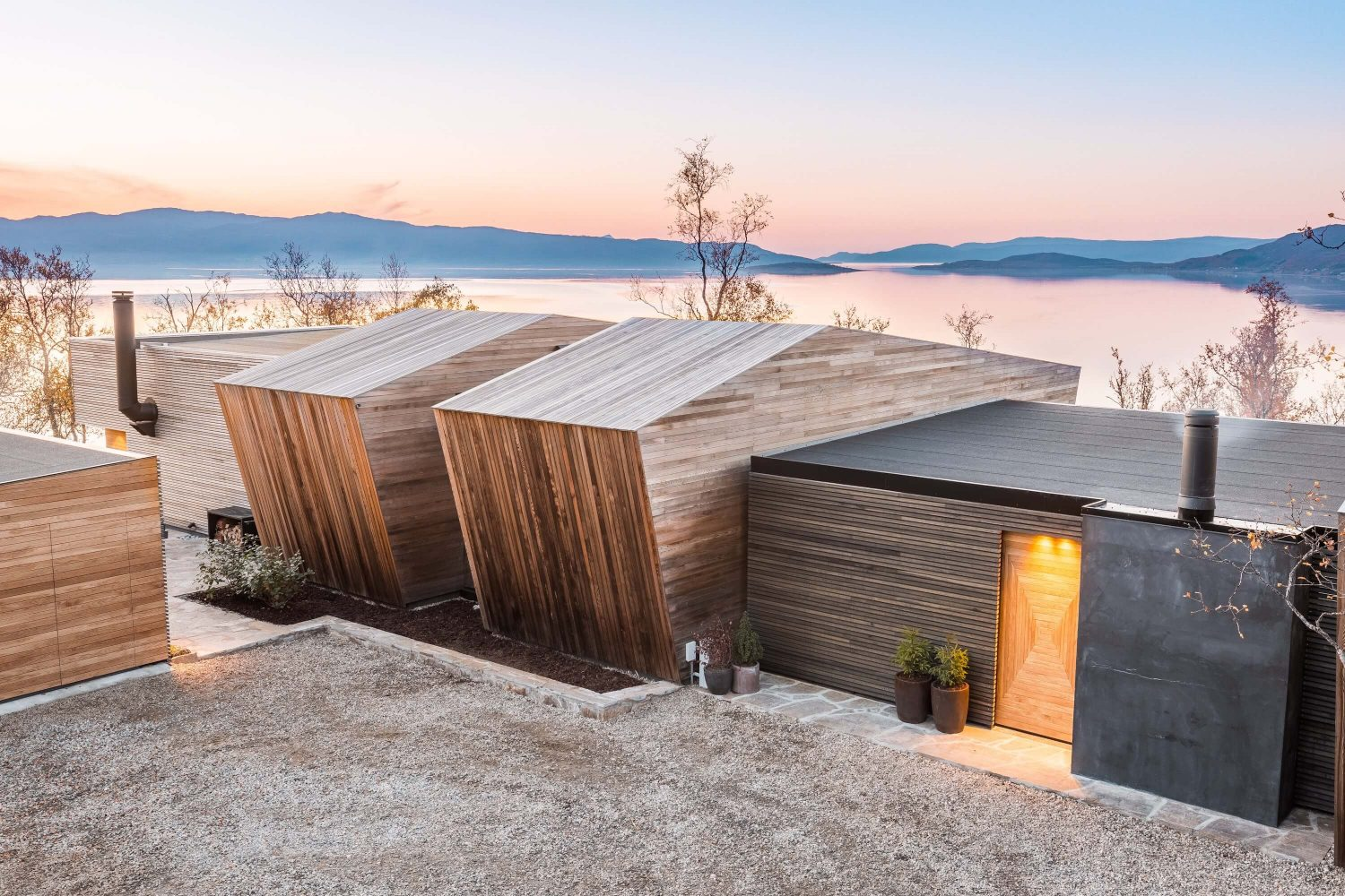 Malangen Retreat by Stinessen Arkitektur