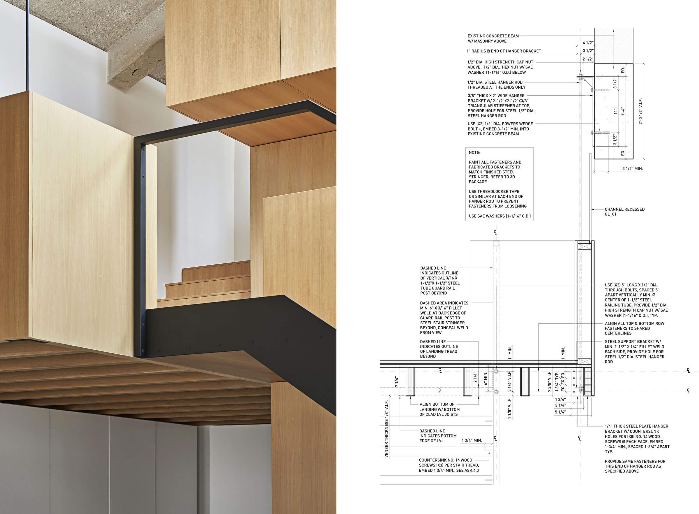 Michigan Loft by Vladimir Radutny Architects