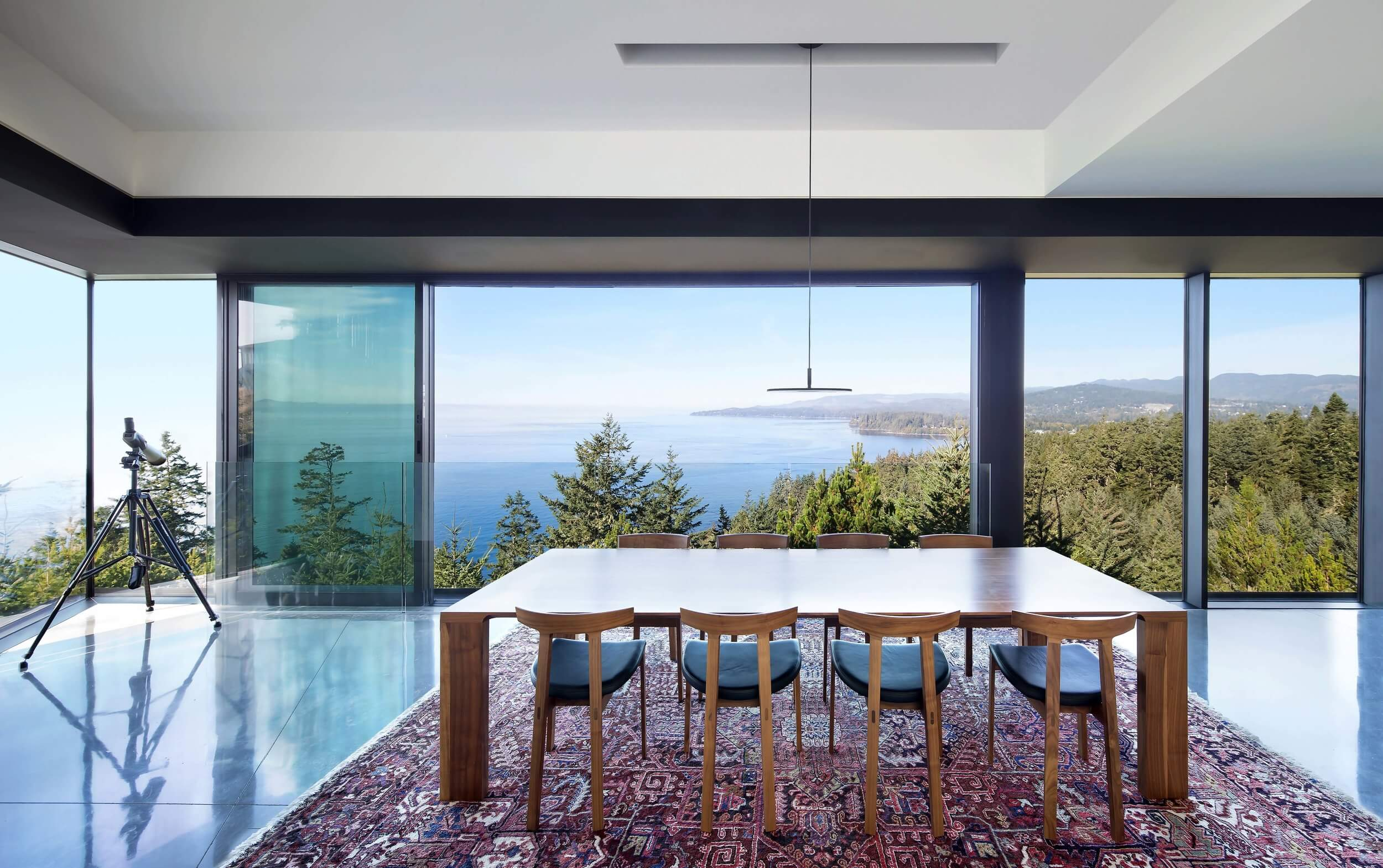 Okada Marshall House by D'Arcy Jones Architects