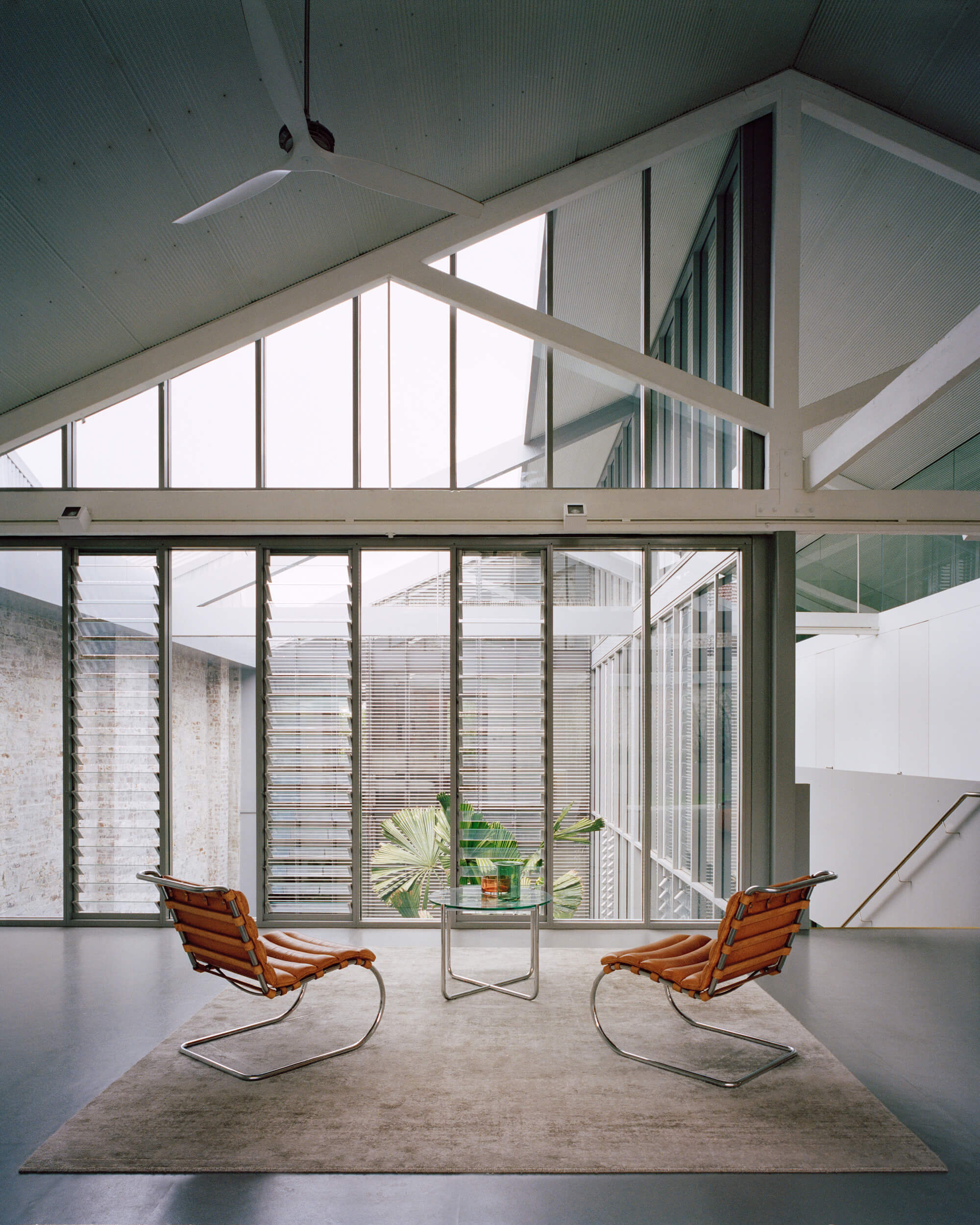 Redfern Warehouse by Ian Moore Architects