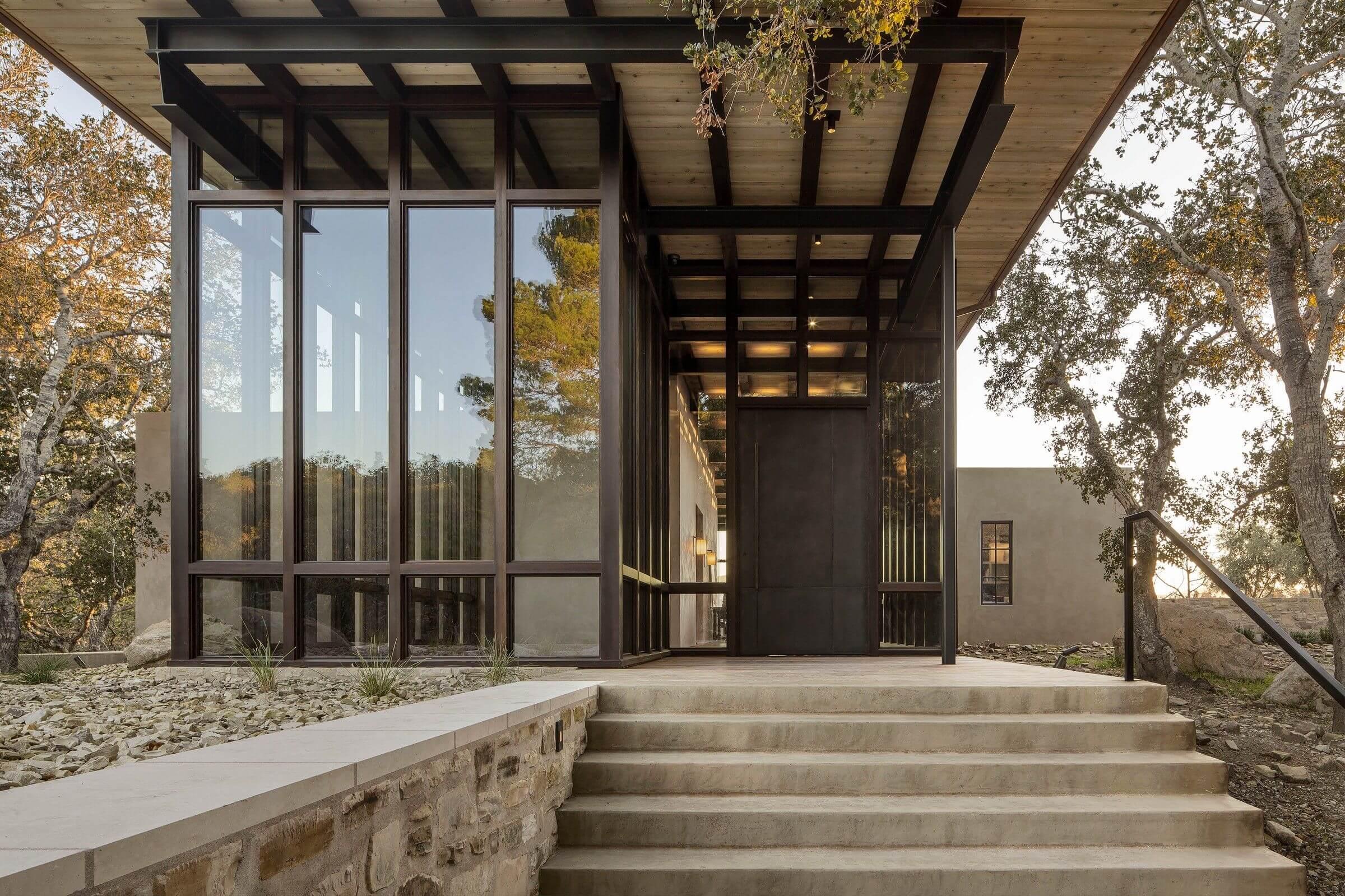 Tehama 1 House by Studio Schicketanz