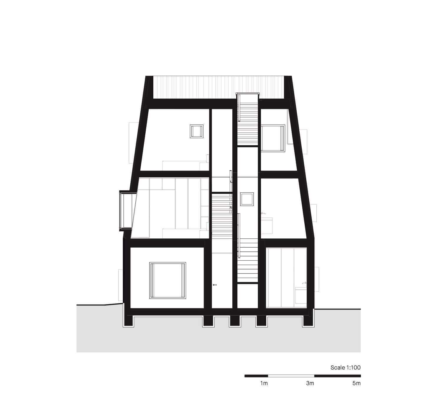 Villa Vught by Mecanoo