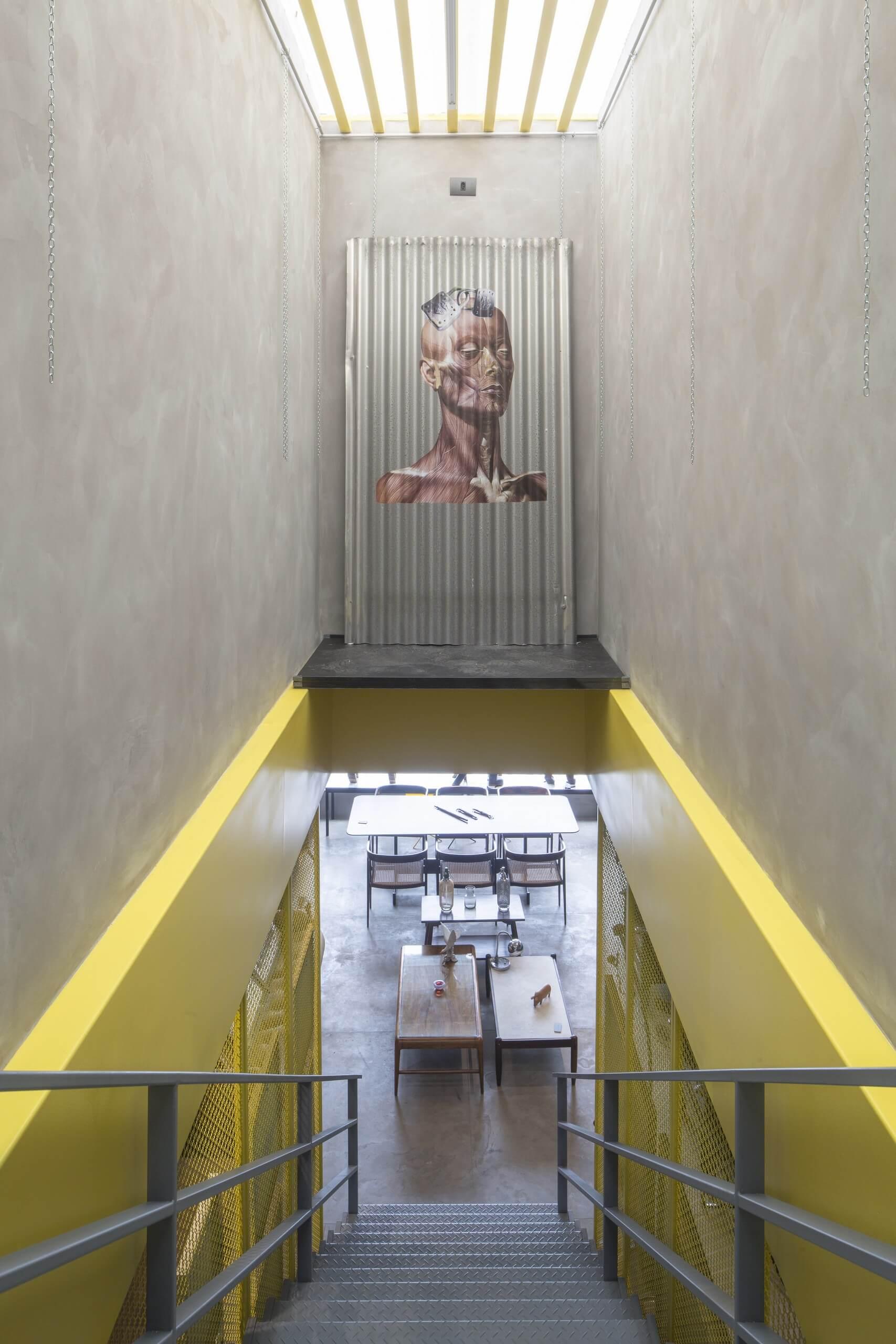 Art Gallery by Debaixo do Bloco Arquitetura