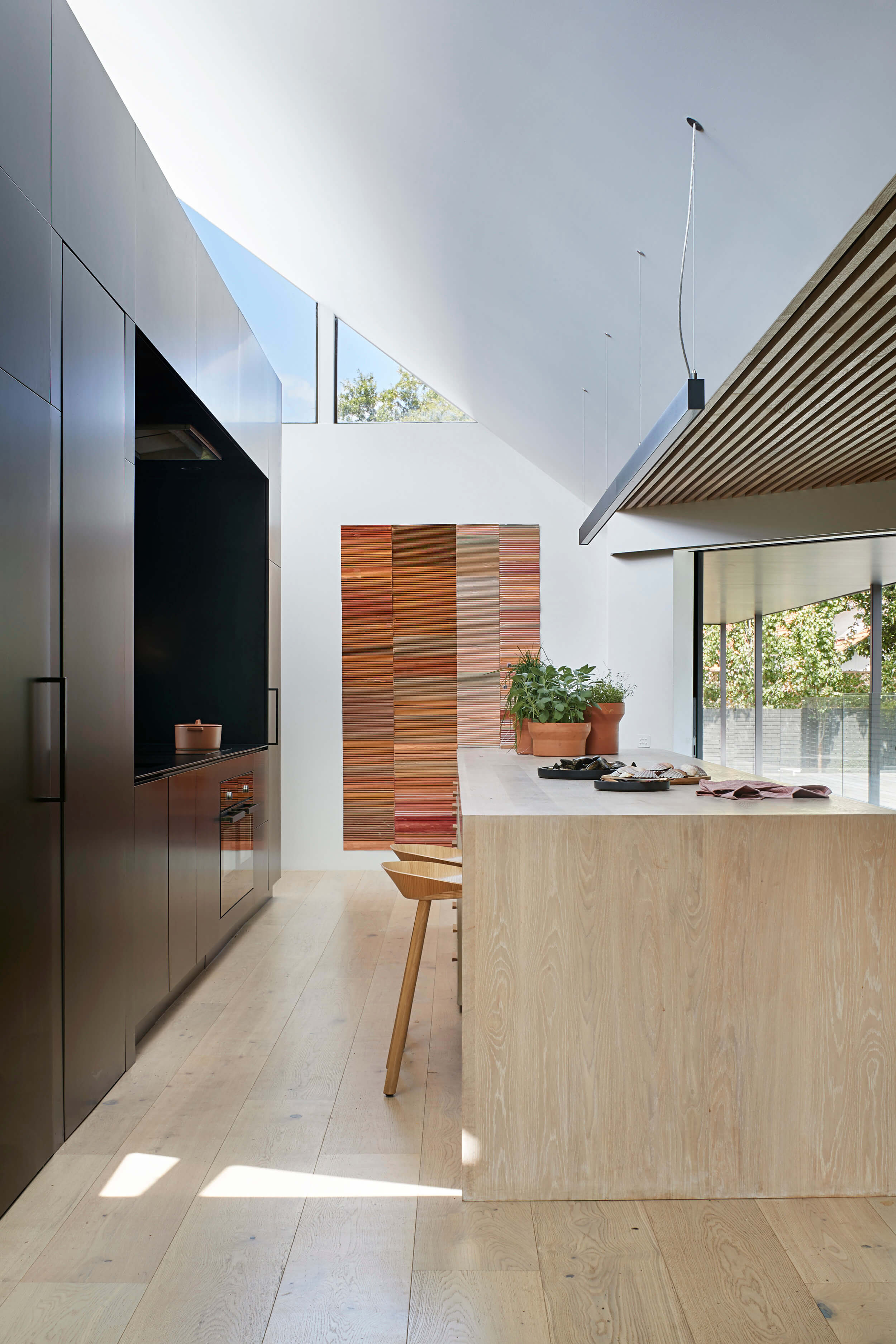 Central Park Road Residence by Studiofour