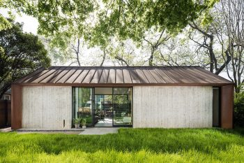 Concrete Casita by RAVEL Architecture