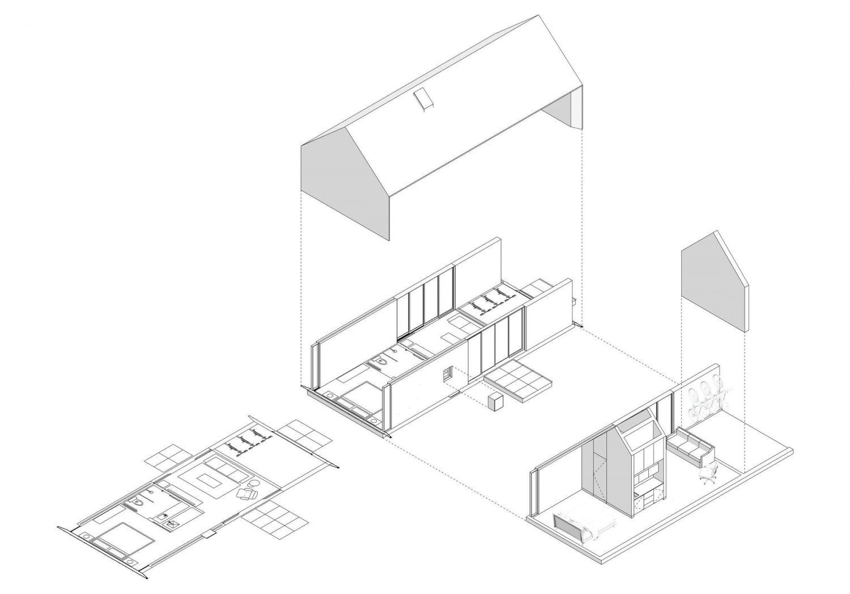 Concrete Casita by RAVEL Architecture
