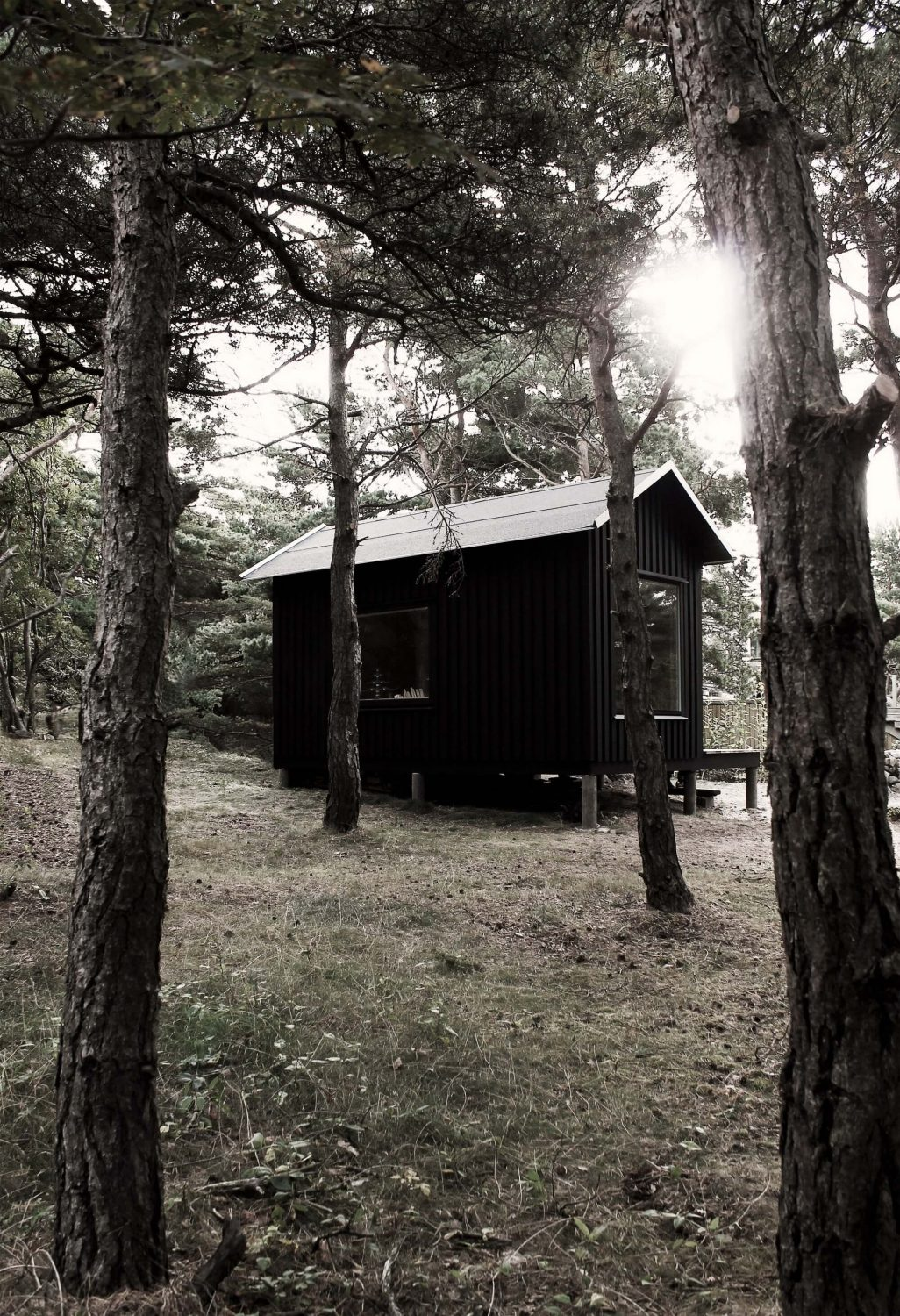 Ermitage Cabin by Septembre