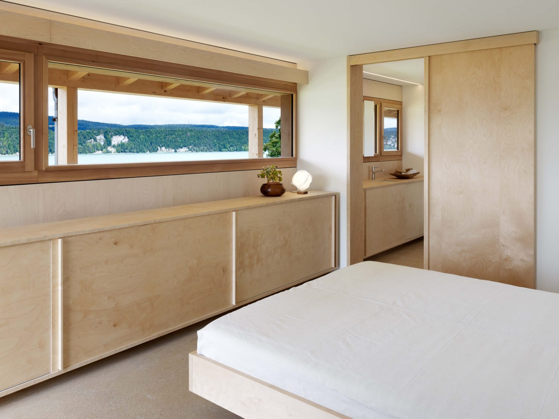 House MW by Ralph Germann architectes