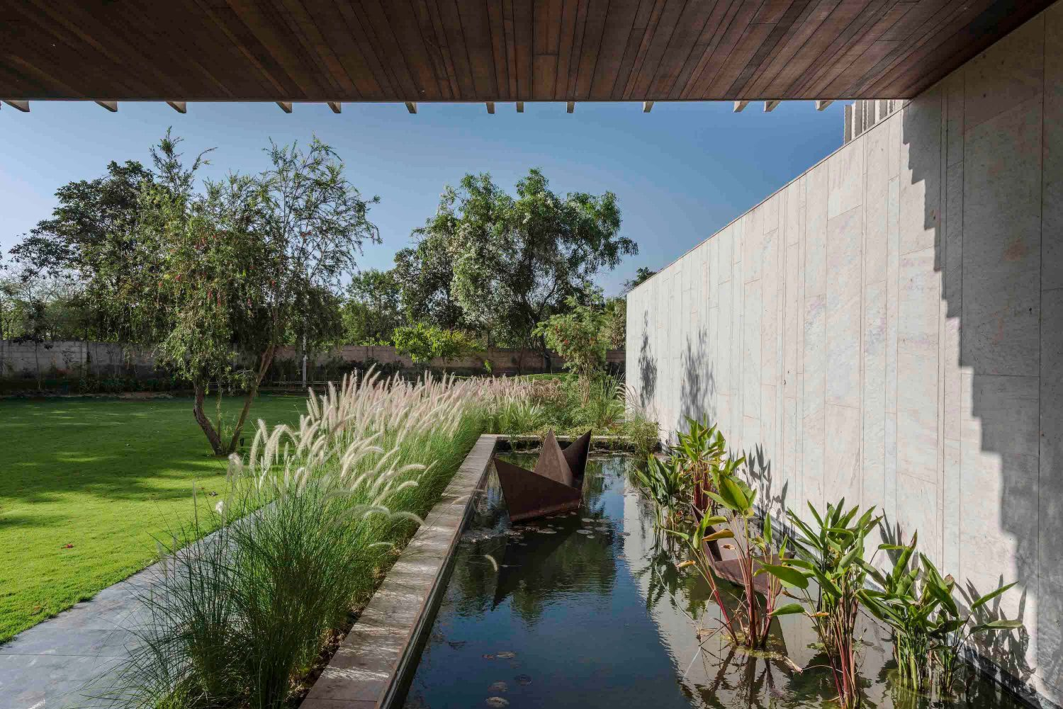 The House Of Secret Gardens by Spasm Design