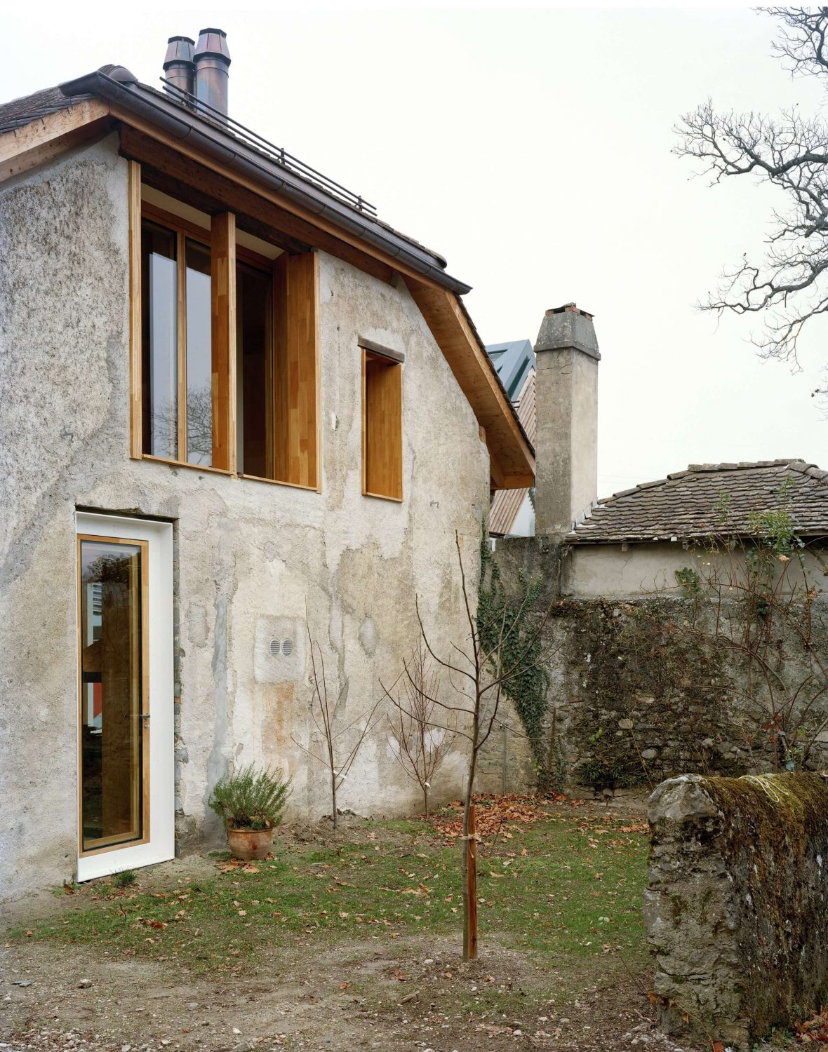 Two Houses in Chigny by dieterdietz.org