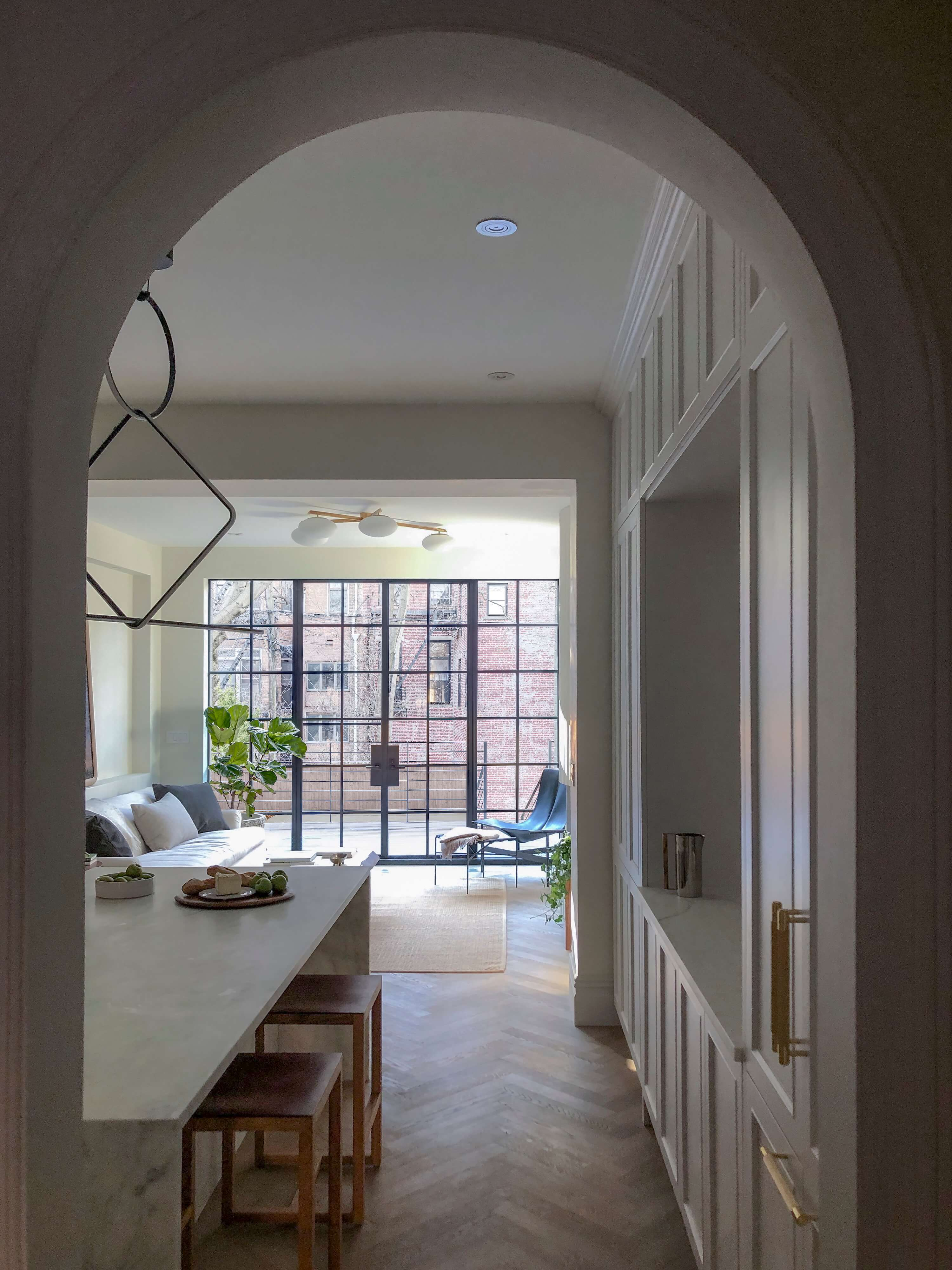 Arch House by Barker Associates Architecture Office