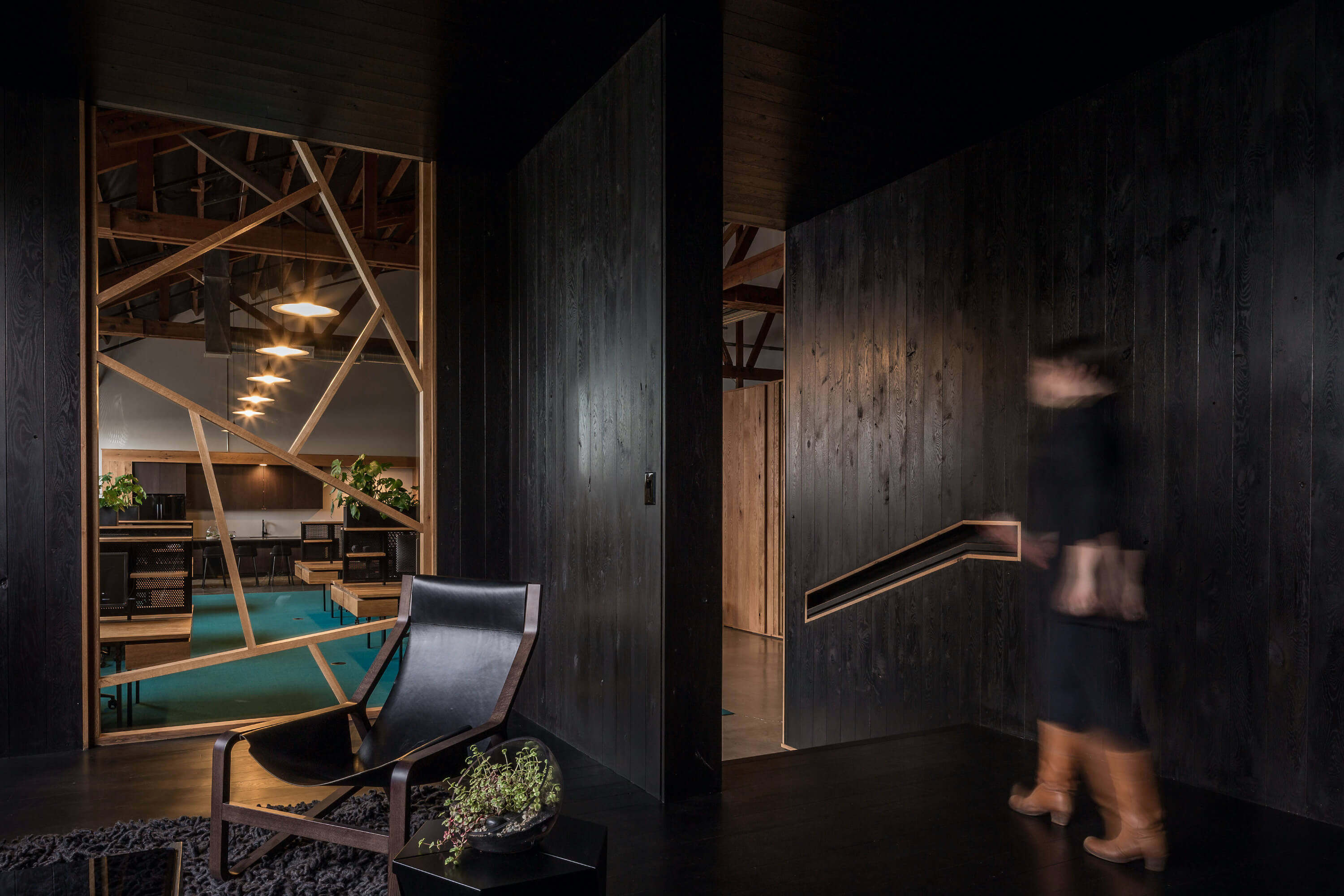 BeFunky Office by FIELDWORK Design and Architecture