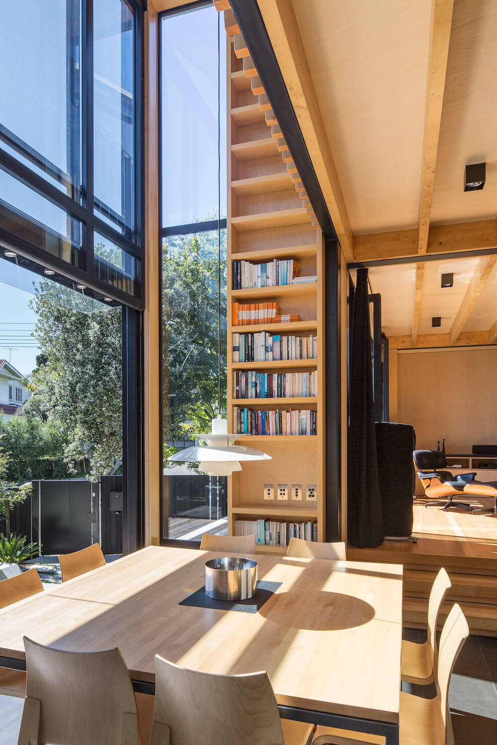 Boatsheds by Strachan Group Architects and Rachael Rush