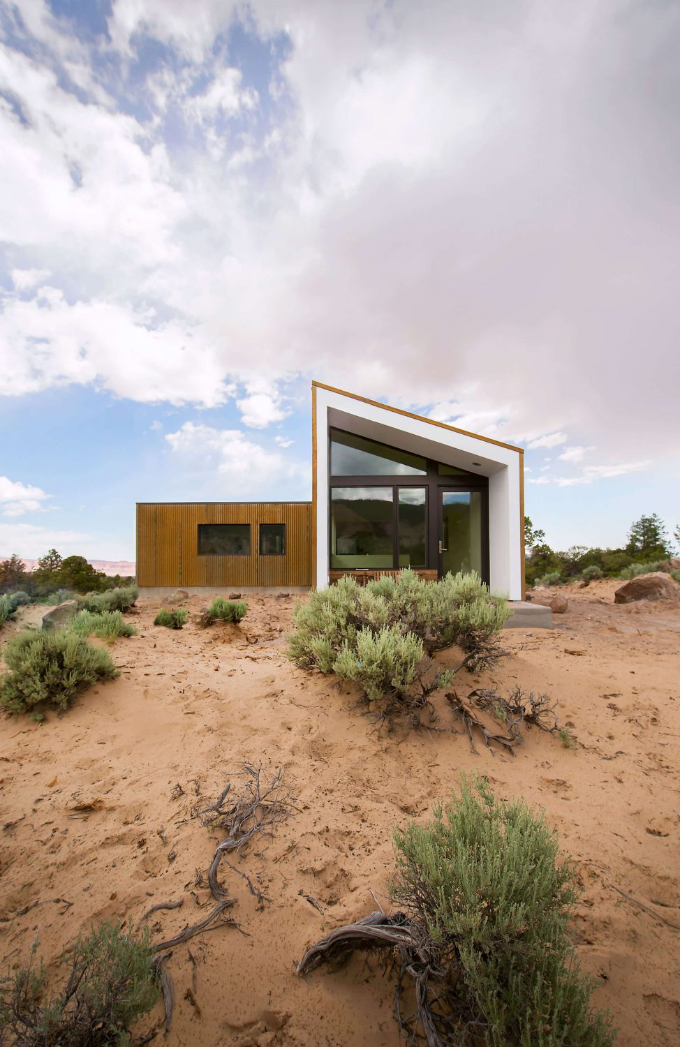 Capitol Reef Residence by Imbue Design