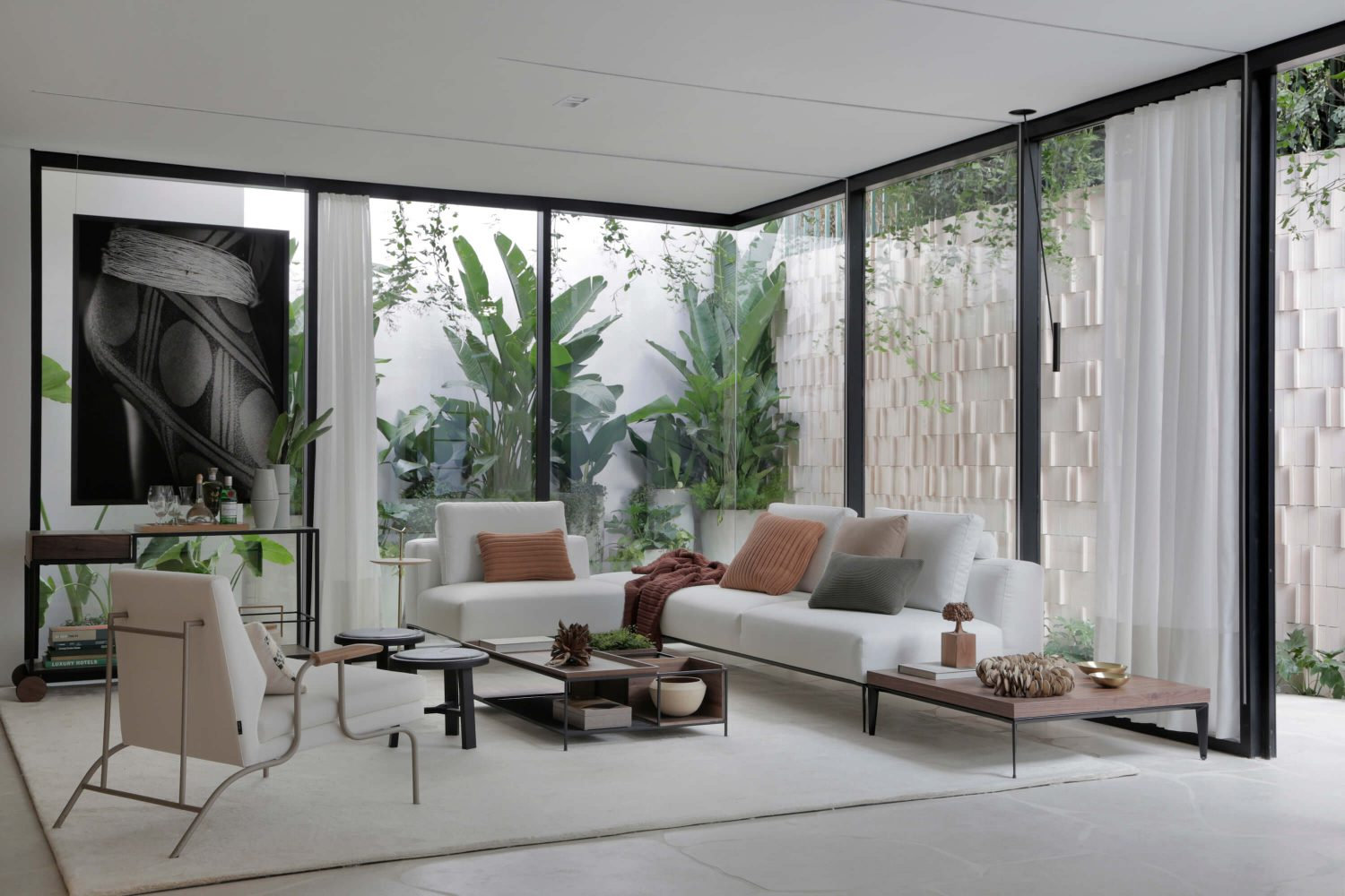 Conecta House by Ticiane Lima Arquitetura and Interiores