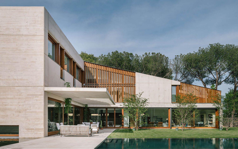 House in Madrid by De Lapuerta Campo arquitectos asociados