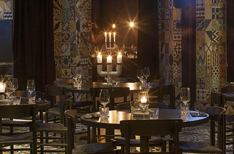 Llama Restaurant by Kilo and BIG
