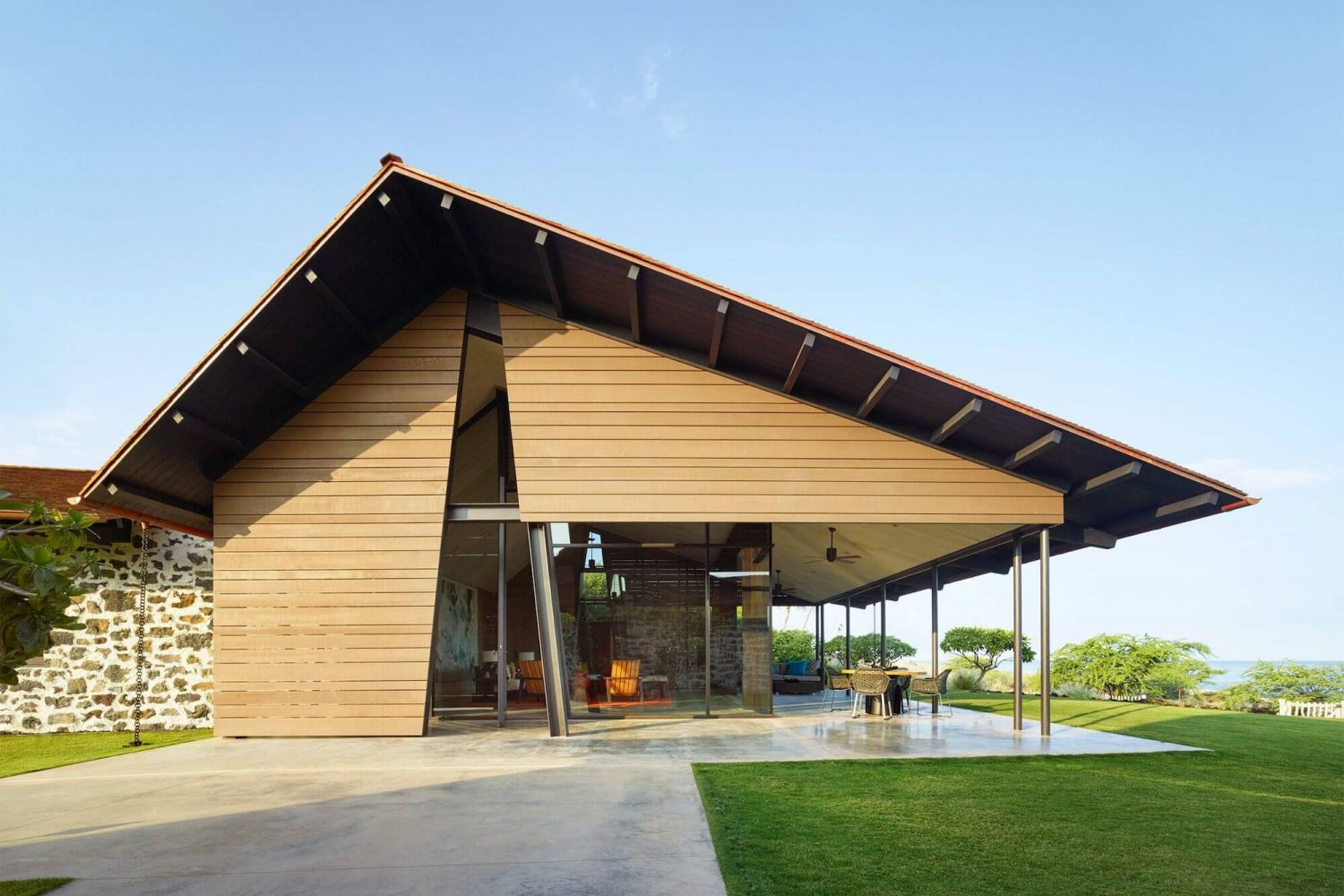 Walker Warner Architects - Makani Eka