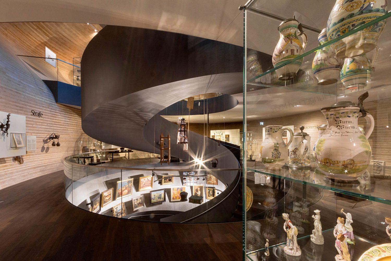 PANEUM – Wunderkammer des Brotes by Coop Himmelb(l)au