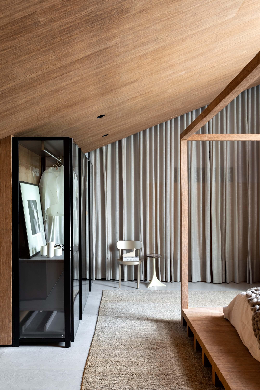 Refugio Loft by Consuelo Jorge Arquitetos