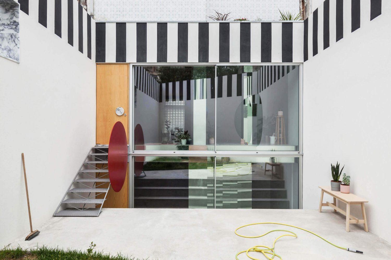 Uneven House by Fala Atelier