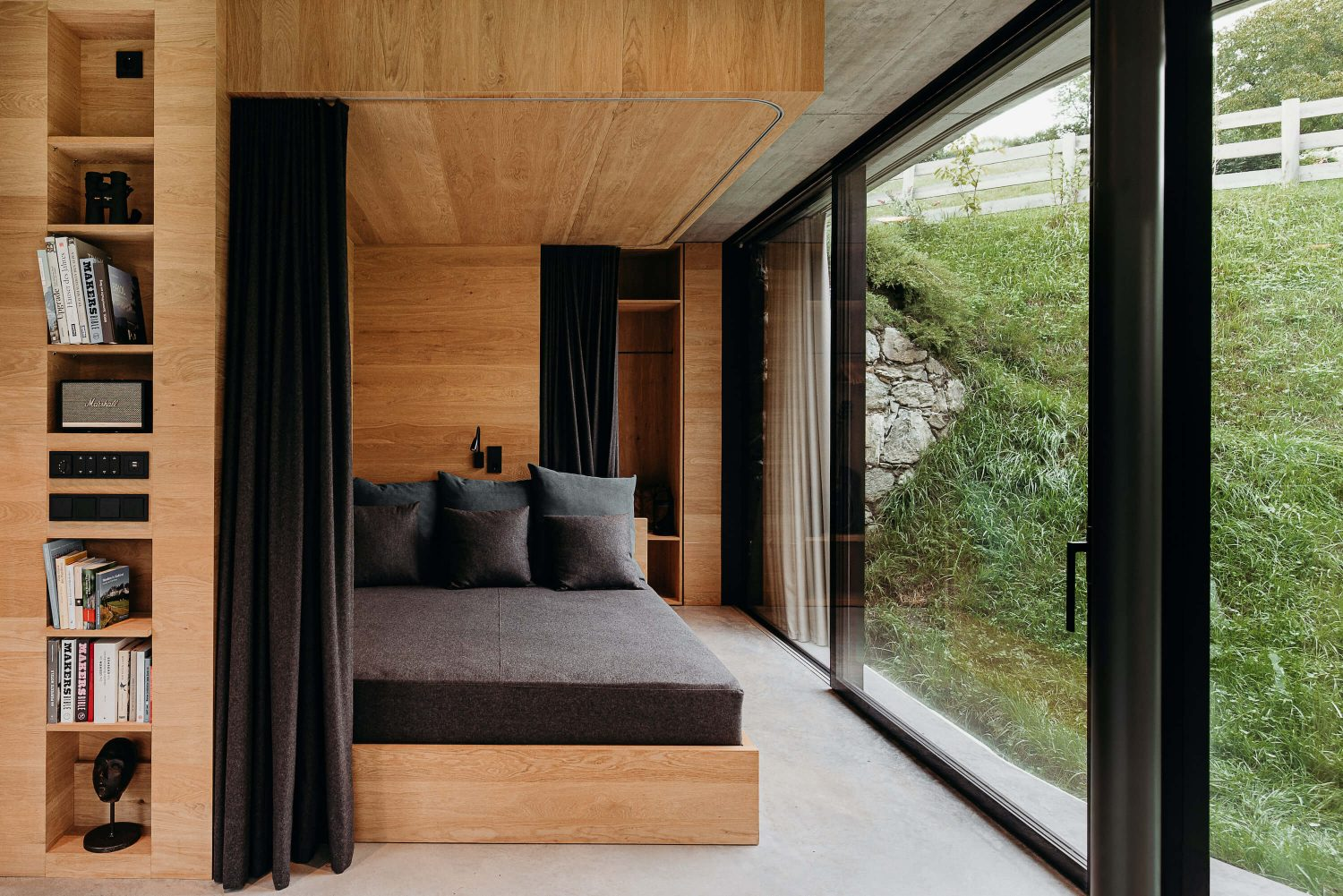 Freiform – Private Guesthouse by Martin Gruber