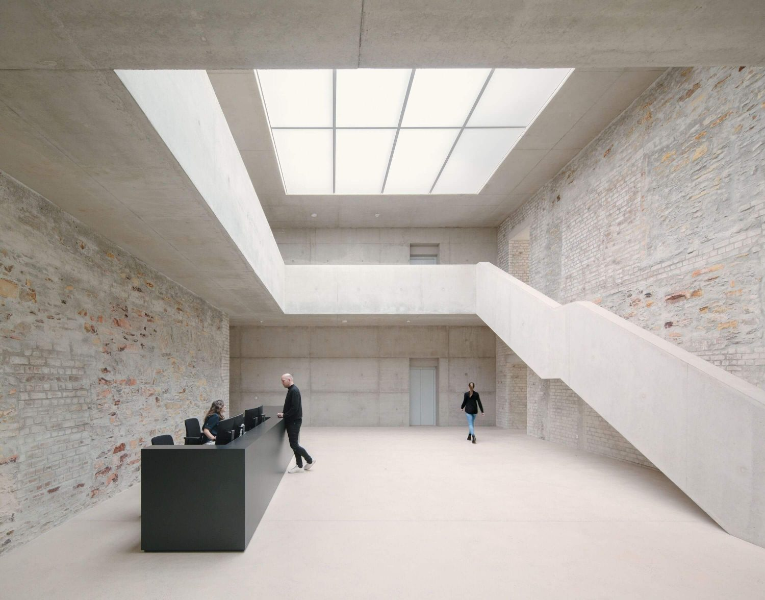 Jacoby Studios Headquarters by David Chipperfield Architects