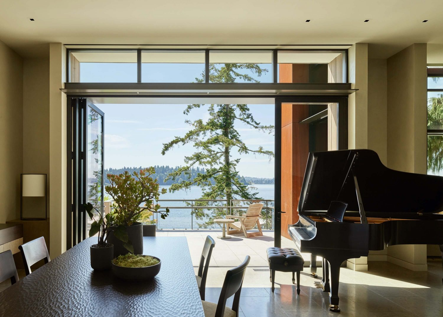 Lakeside Residence by Graham Baba Architects