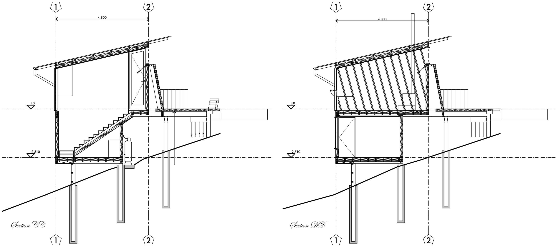 Lyttelton Studio Retreat by Bull O'Sullivan Architecture