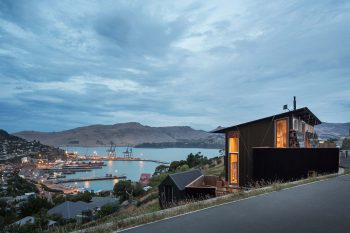 Lyttelton Studio Retreat by Bull O'Sullivan Architecture