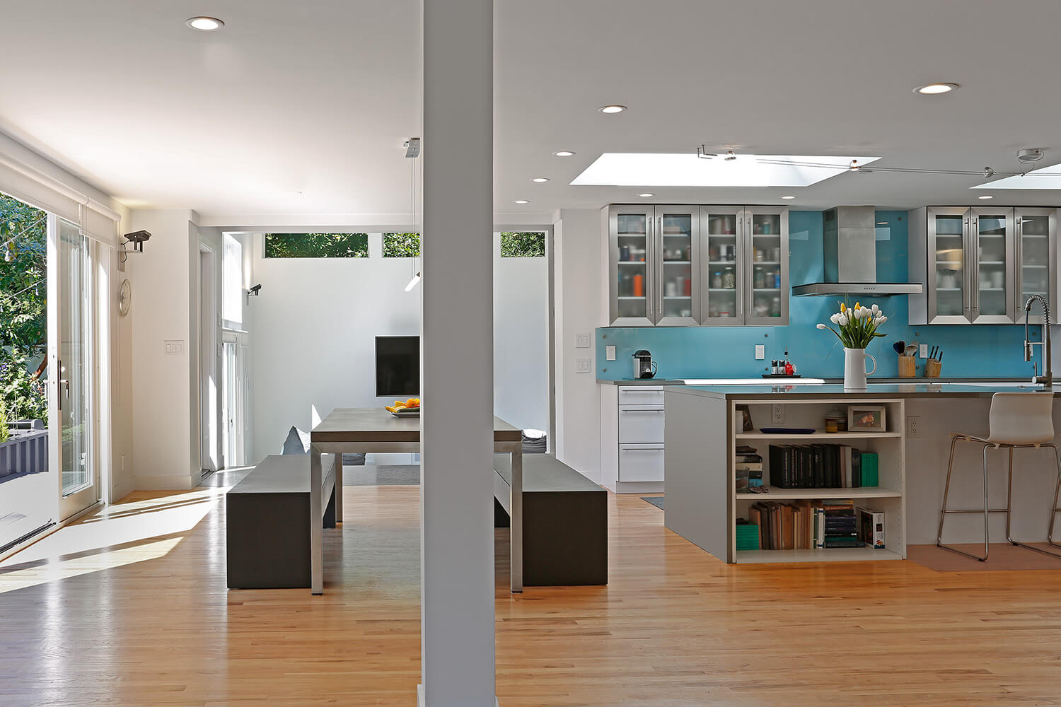 Wyss Family Container House by Paul Michael Davis Architects