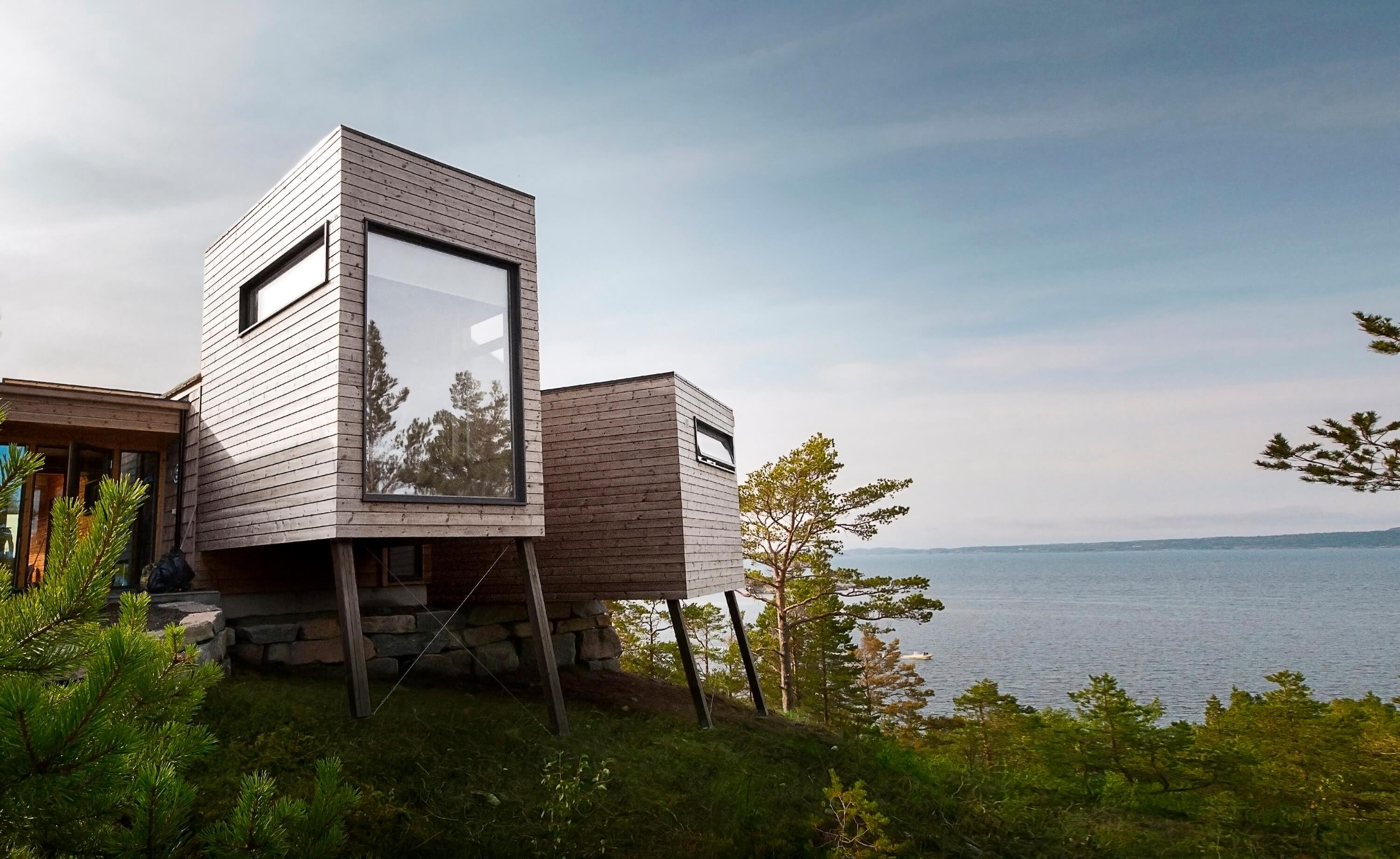 Cabin Straumsnes by Rever & Drage Architects