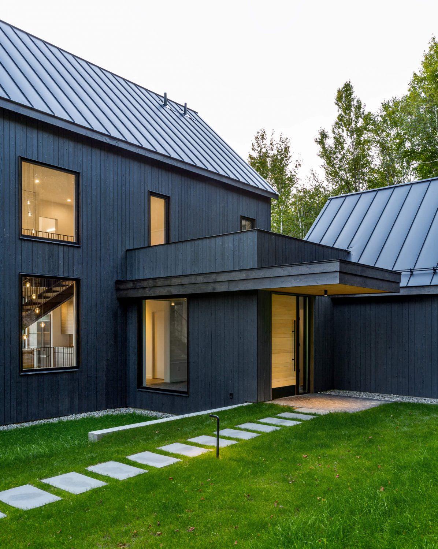 Elemental House by Elizabeth Herrmann Architecture + Design