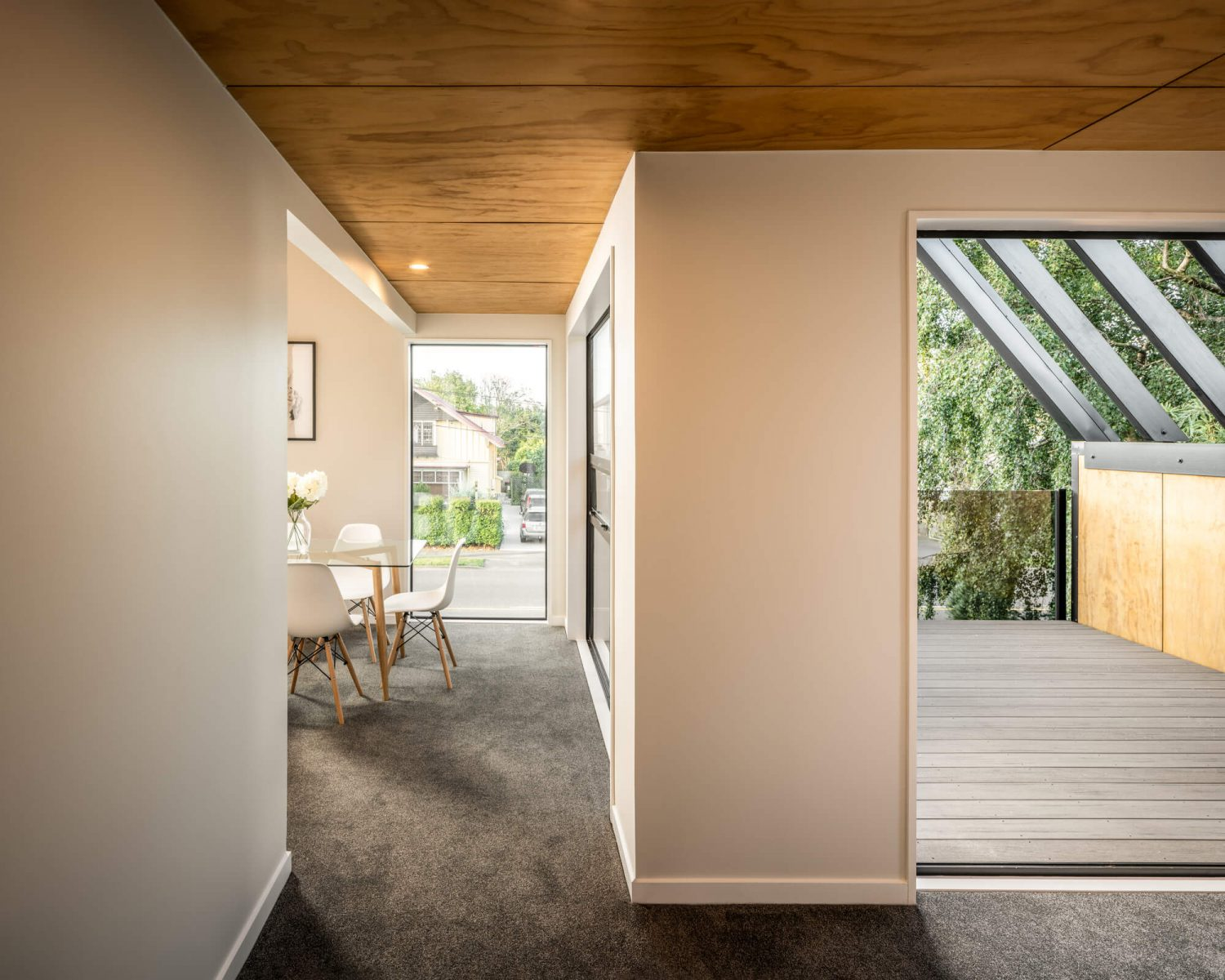 Hereford Flats by Young Architects