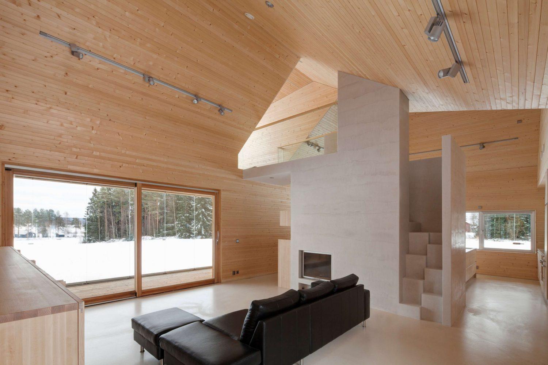 House Riihi by OOPEAA