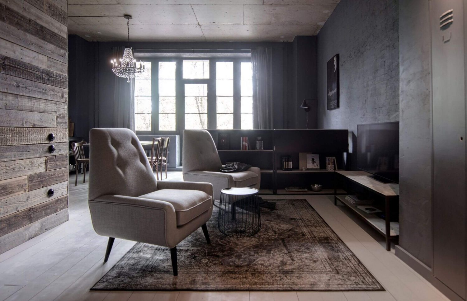 Interior AM2 by INT2 architecture