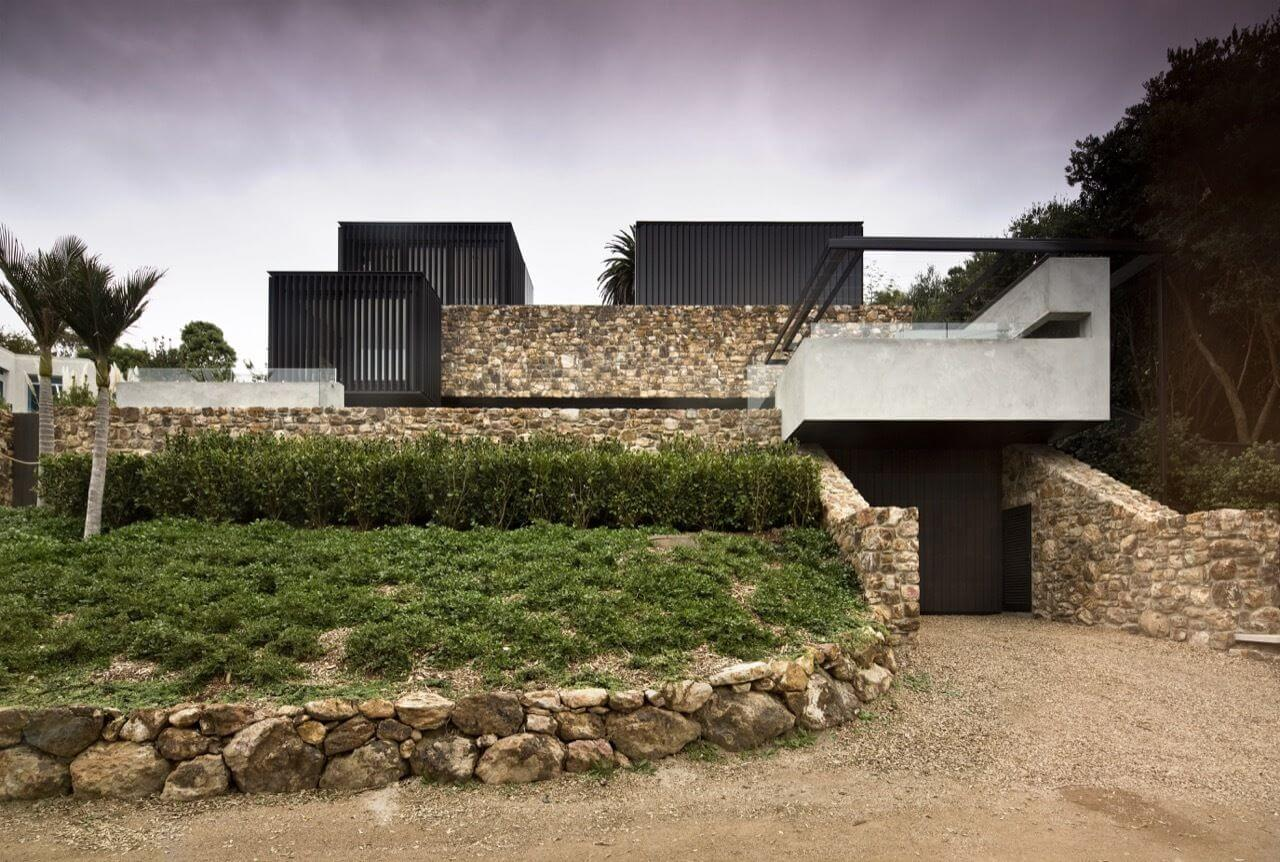 Local Rock House by Pattersons