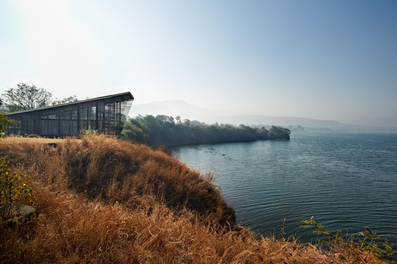Over Water House by Design Workshop