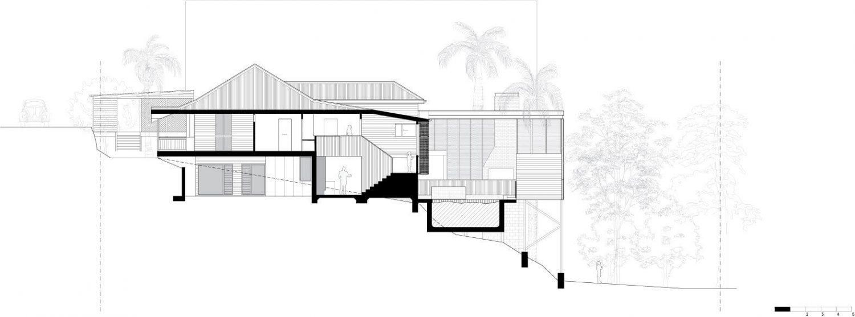 Wooloowin House by Nielsen Jenkins